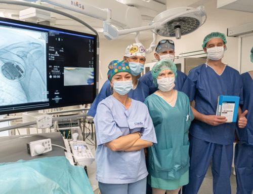 Pierwszy w Polsce pacjent z wszczepionym defibrylatorem łączącym się ze smartfonem