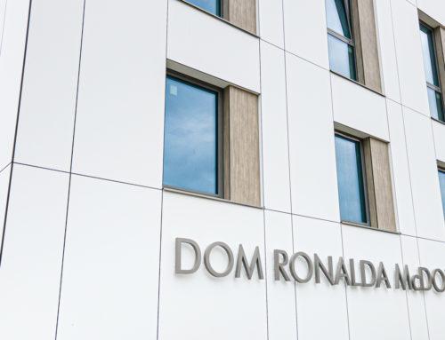 Drugi polski Dom Ronalda McDonalda – przy Dziecięcym Szpitalu Klinicznym UCK WUM