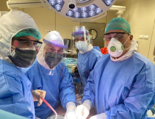 Pierwsza w Polsce transplantacja i retransplantacja wątroby u chorej z zakażeniem wirusem SARS-CoV-2