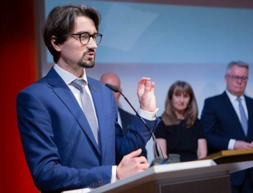 Lek. Tomasz Głażewski laureatem nagrody Karski2020