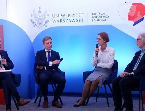 Tydzień Noblowski 2021 z udziałem naszych ekspertów